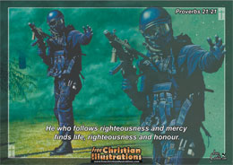 Onward Christian Soldier