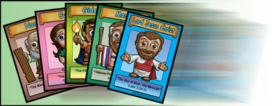 Free Christian card games