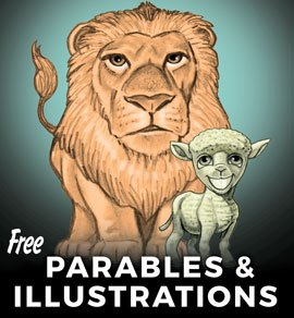 Free Christian Illustrations and Parables